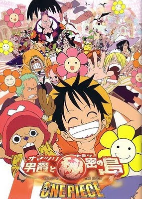 One Piece Movie 6 - Baron Omatsuri and the Secret Island