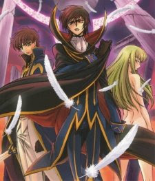 Code Geass Hangyaku no Lelouch R2 Picture Book
