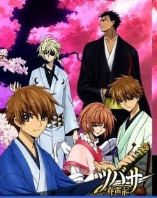 Tsubasa Chronicle OVA Shunraiki