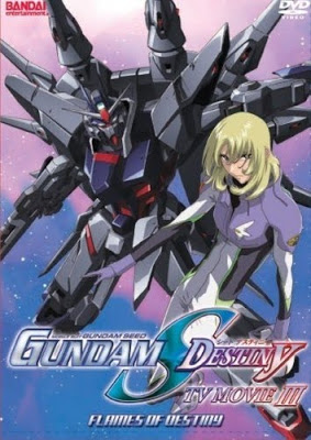 Mobile Suit Gundam SEED Destiny Movie 3 - The Hell Fire of Destiny
