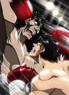 Hajime no Ippo: Mashiba vs Kimura - Shikei Shikkou