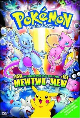 Pokemon Movie 01 - Mewtwo Strikes Back