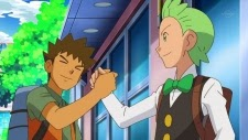 Pokemon Best Wishes! Season 2: Dekorora Adventure - Dent to Takeshi! Gyarados no Gekirin!