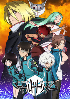 World Trigger: Tōbōsha Hen (TV)