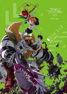 Digimon Adventure tri. 2: Ketsui