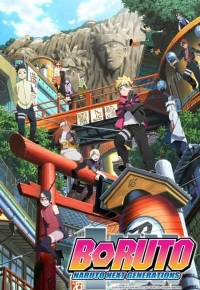 BORUTO – NARUTO NEXT GENERATIONS