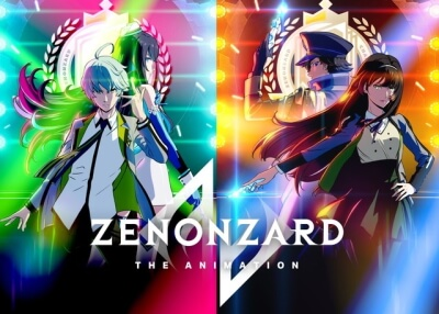 Zenonzard The Animation