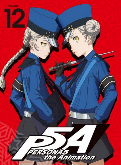 Persona 5 the Animation OVA