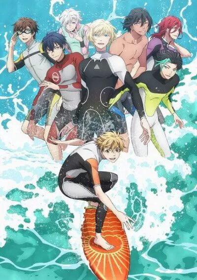 Wave!! Surfing Yappe!! (TV)