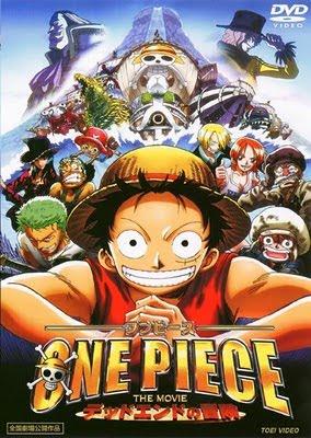 One Piece Movie 4 - Dead End Adventure